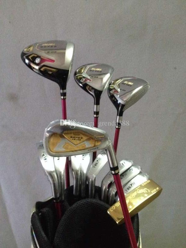 Women Complete Set Golf Clubs 3 Star Honma Beres S-03 Driver + 3# 5 ...