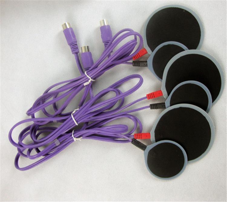 Máquinas de pérdida de peso para fisioterapia Máquinas de estimulación muscular eléctrica Dispositivo de pérdida de grasa electro Body Fitness máquina de adelgazamiento TM-502