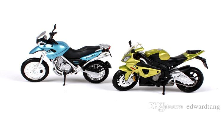 Alloy Motorcycle Models, Cassic Boy Vehicle&Car Toys, Big Size 1:18 Scale, High Simulation, for Kid' Party Gift, Collecting, Home Decoration
