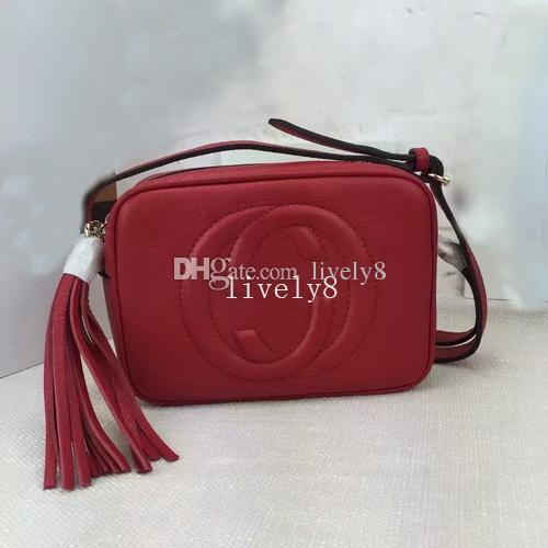 Hot sale new style women fashion luxury Brand disco soho bag handbag genuine leather high quality shoulder bags totes purse disco Cross Body