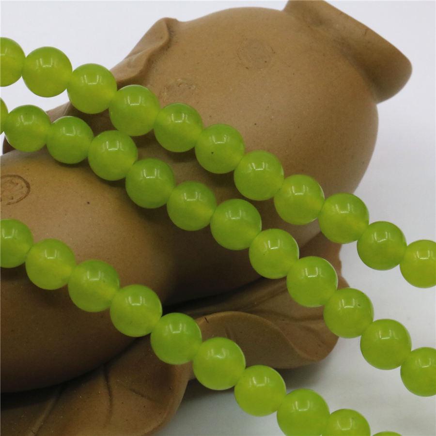 bd93140d67cf 6mm 8mm 10mm Verde oliva Malay Jade Beads Jasper Loose DIY Piedras 15  pulgadas Fabricación de Joyas Diseño Al Por Mayor Mujeres Niñas Regalos  Gemas