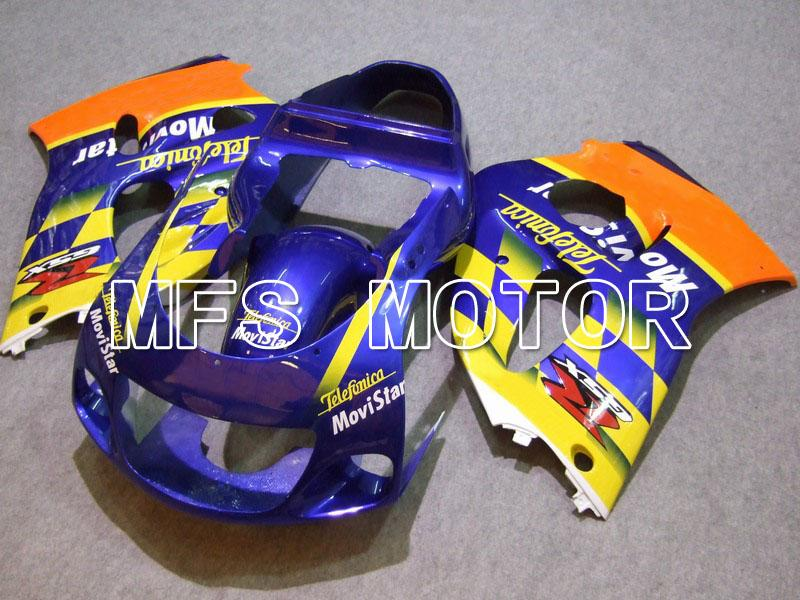 Motorcycle Fairing Fit For Suzuki GSXR750 GSX-R 750 2000 ABS Injection Plastic Set Bodywork Kit Free + gift