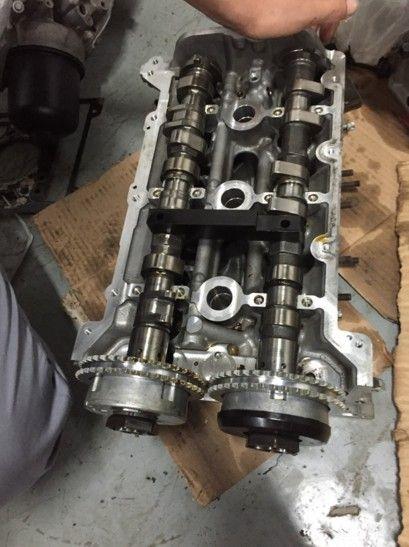 Car Garage Tools Camshaft Locking Tool Set For New Porsche 3.0T Engine Timing Tool Kit