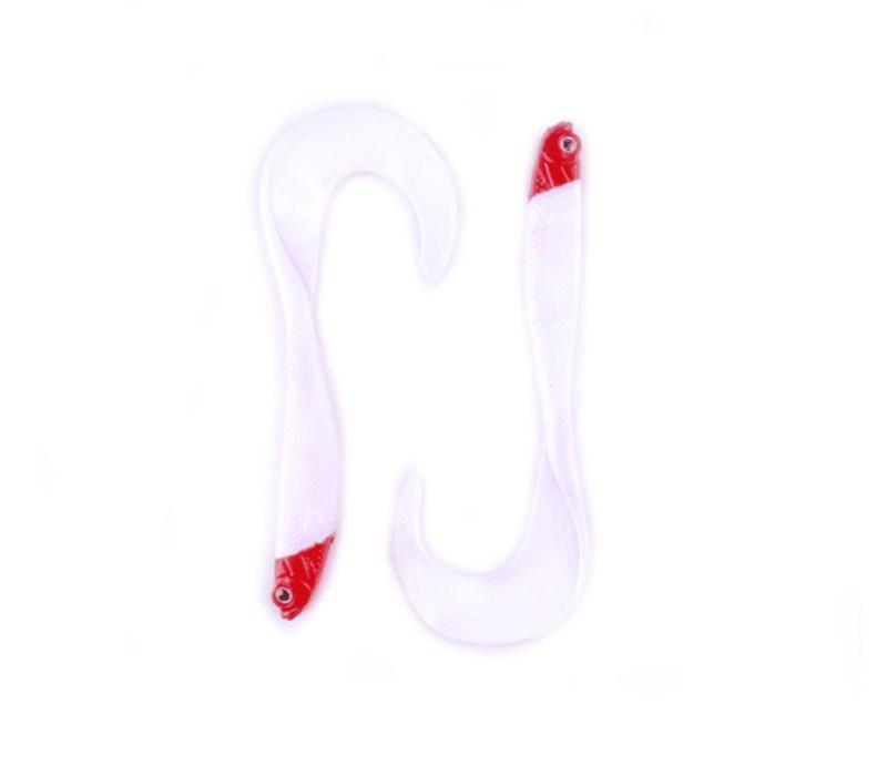 Curly Tail Grub Soft Lures 11.5cm 9g Plastic Worms Fishing Baits Peche Crappie Lures