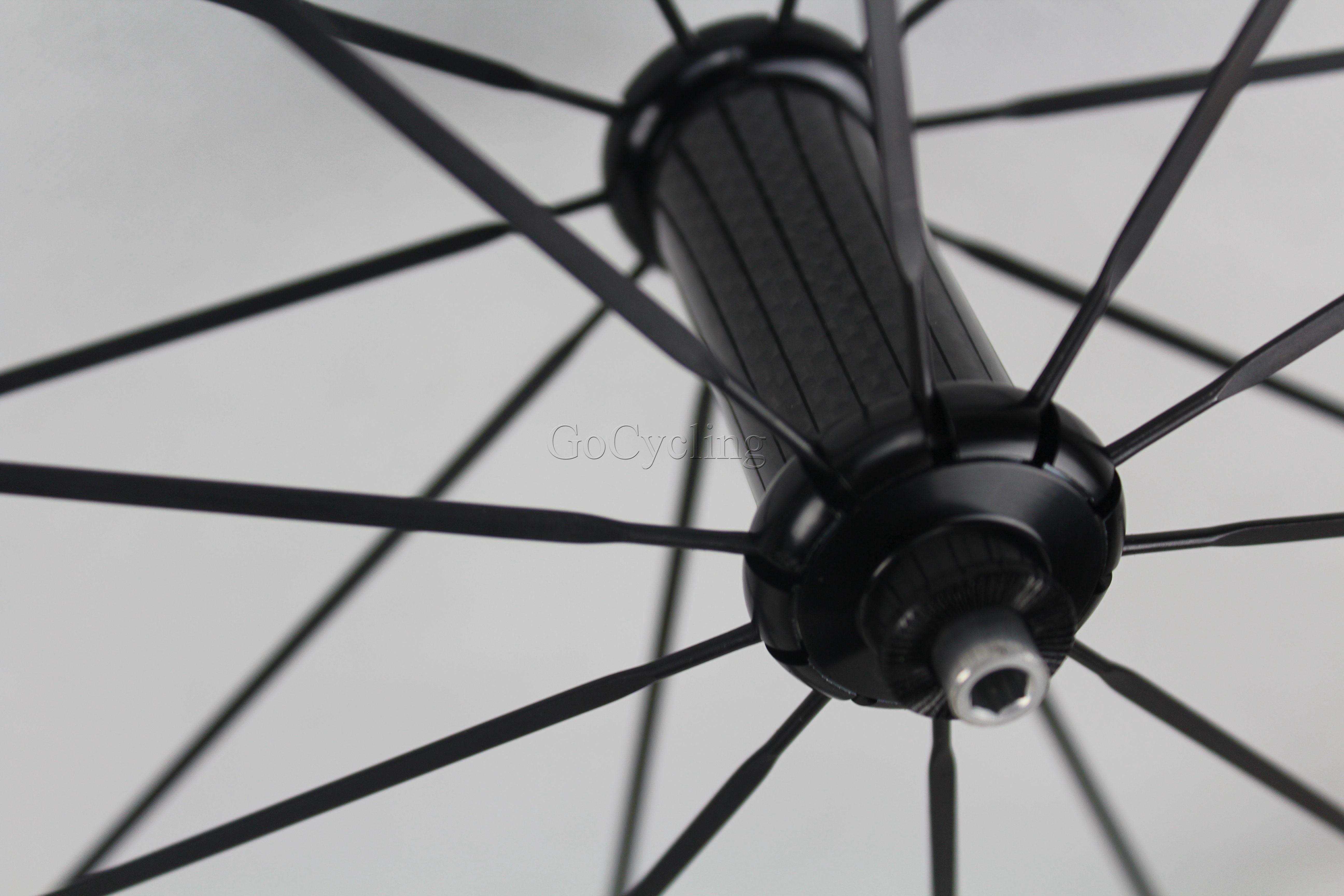 Carbon bike road wheels rim depth 30mm width 25mm clincher tubular road bicycle wheelset basalt braking surface powerway r36 carbon hubs