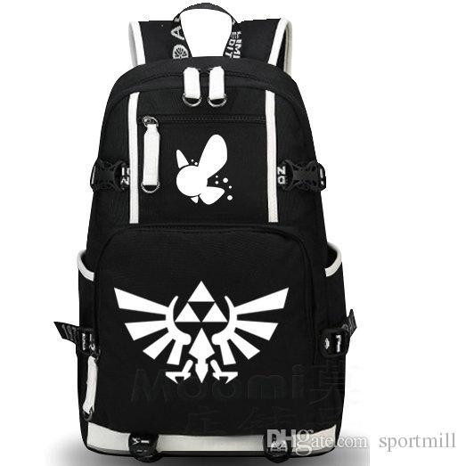 2019 The Legend Of Zelda Backpack Designer School Bag Hot Daypack Game  Schoolbag Outdoor Rucksack Sport Day Pack From Sportmill,  36.65    DHgate.Com 7d4a4d6173