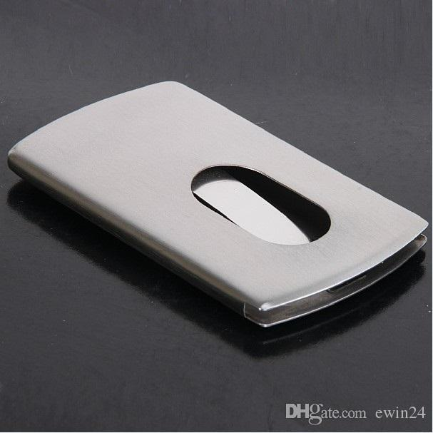X smart slide out stainless steel business credit card holder name x smart slide out stainless steel business credit card holder name card carrying case thumb slide out pocket wallets for women man bags from ewin24 colourmoves Image collections