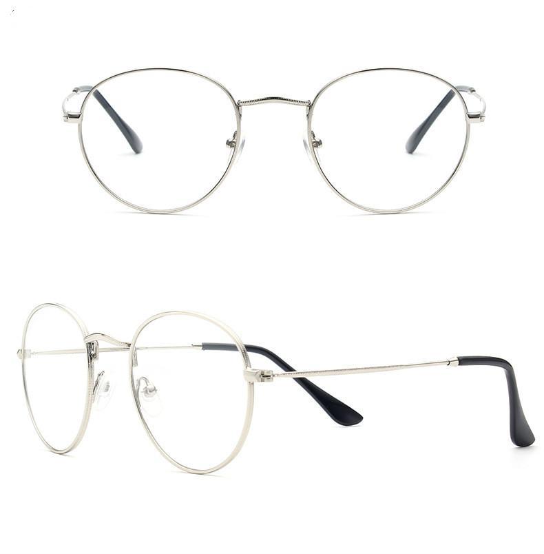 Großhandel Der Neue Trend Der 2017 Brillengestell Brille Retro Kunst ...