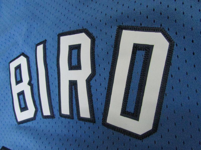 Mens штата Индиана Сикаморес Ларри Берд Колледж баскетбольное # 33 New Valley High School Larry Bird прошитой Желтый Красные рубашки