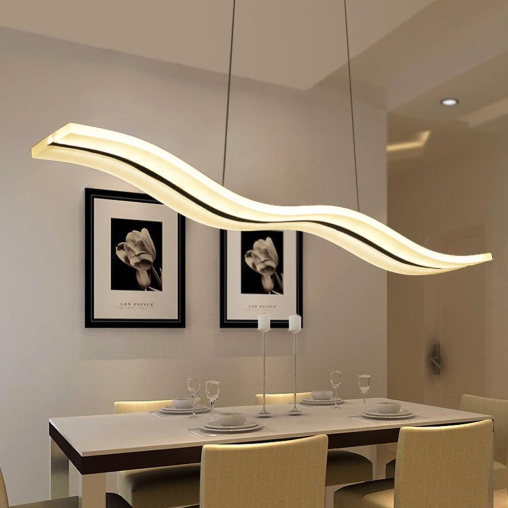 Großhandel Led Moderne Kronleuchter Für Küche Leuchten Home Lighting ...