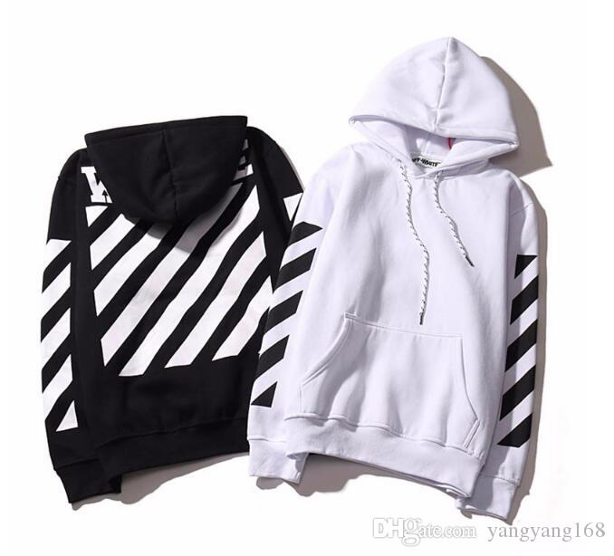 2018 2017 Newest Off White Hoodies Men Women Winter Off White ...
