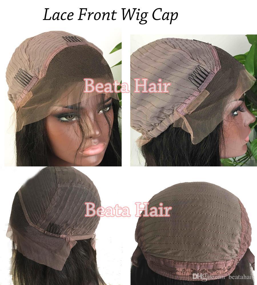 Natural Wavy Short Human Hair Bob Wigs With Bangs Virgin Brazilian Full Lace Wigs For Black Women Glueless Bob Lace Front Wigs