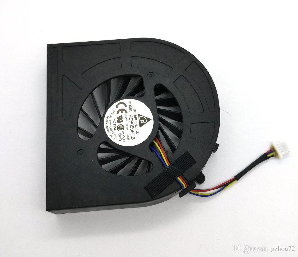 New Original Laptop CPU Cooling Cooler Radiator Fan For HP Probook 4520 4520s 4525s 4720S KSB0505HB-9H58 DC5V 0.40A