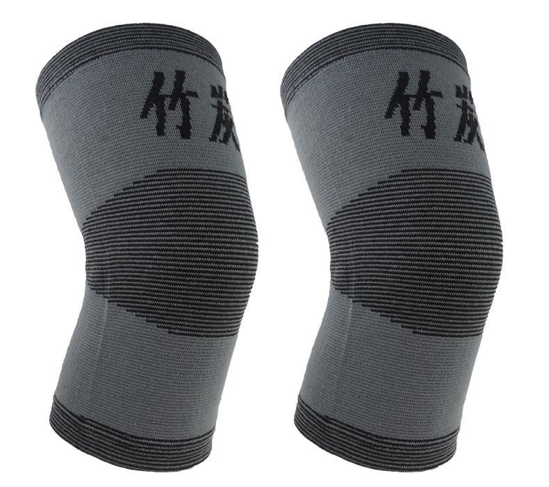 Ver infrarood bamboe houtskool vezel kneepad knie gezondheidszorg knie mouw warm anti-reuma sport leisure vier seizoenen beschikbaar