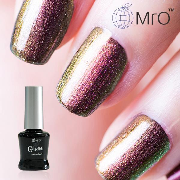 Wholesale Mro Uv Color Gel Nail Polish Is A Chameleon Gel Lucky Set ...