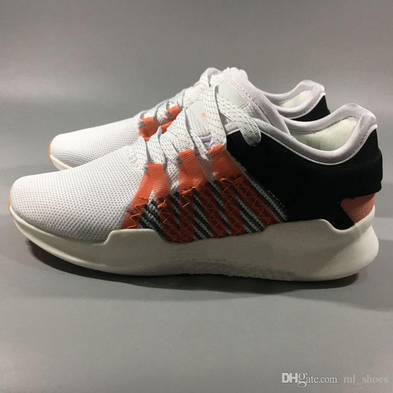 adidas EQT Racing 91/16 White Turbo Red