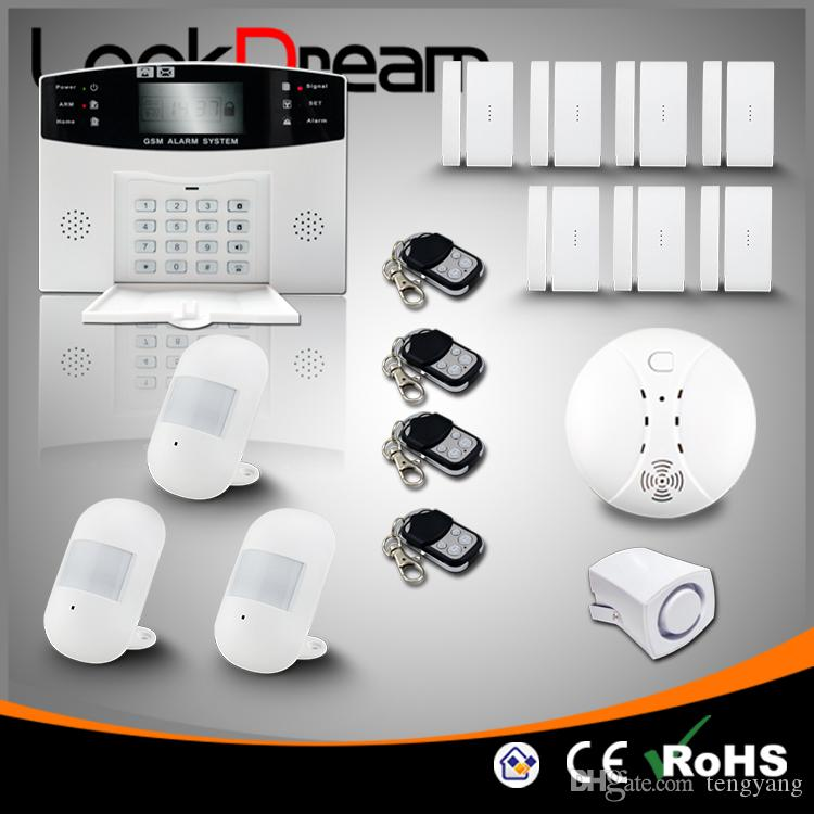 Update home wireless alarm system house gsm anti burglar security update home wireless alarm system house gsm anti burglar security alert low consume power by dhl free security alarm system home alarm system wireless solutioingenieria Images