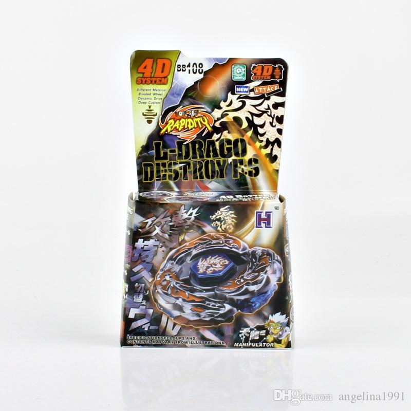 24models Beyblade Metal Fusion Beyblade Spinning top 4D L-DERAGO DESTROY BIG BANG PEGASIS PHANTOM ORION DHL SHIPPING
