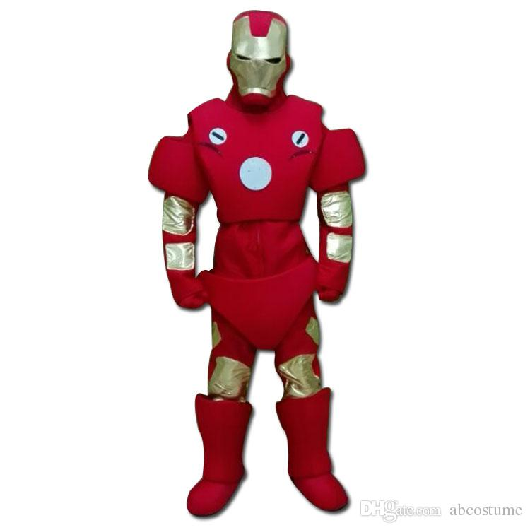 high quality new iron man mascot costume fancy party dress halloween costumes adult size abba costumes disco costumes from abcostume 35312 dhgatecom
