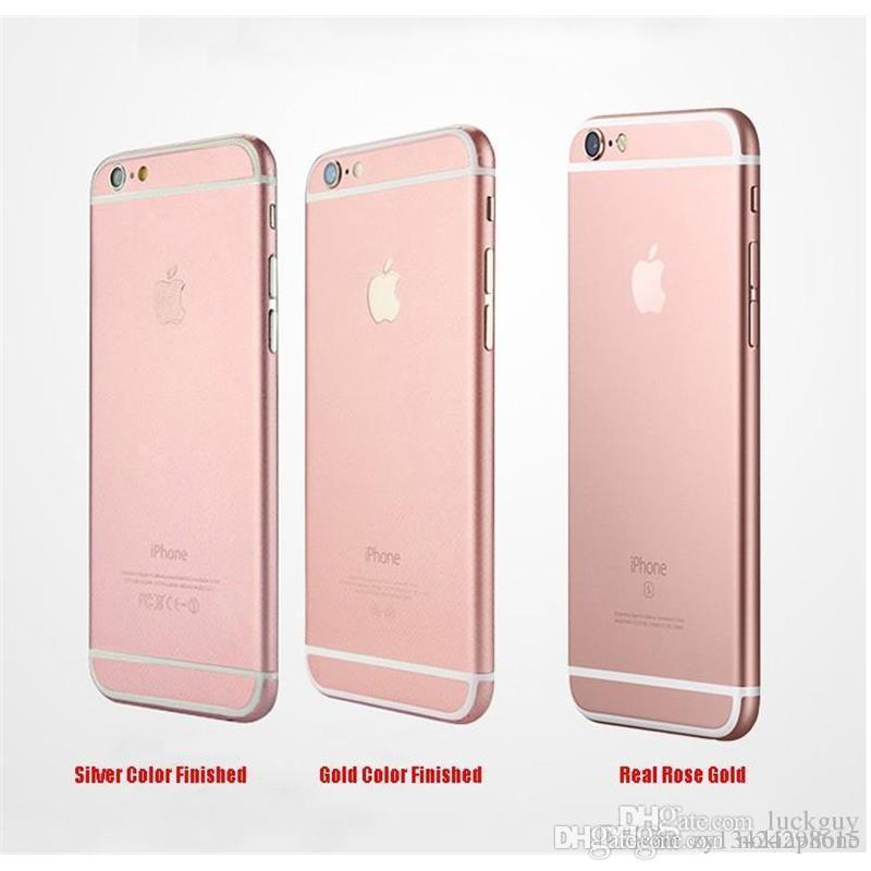 Luxury Rose Gold Sticker Full Body Screen Protector Color Film 2015 Newest  Skin Back Cover For Iphone 6 6S Plus Oneplus One Glass Screen Protector  Oneplus ... 894cb6b32e27