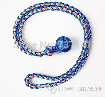 """Paracord Expandable Monkey Fist 1"""" Steel Core Expands 18"""" to 30"""" keychain lanyard- any color options"""