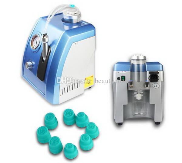 Machine professionnelle portative de microdermabrasion de diamant de dermabrasion d'eau de dermabrasion d'eau pour des soins de la peau de visage