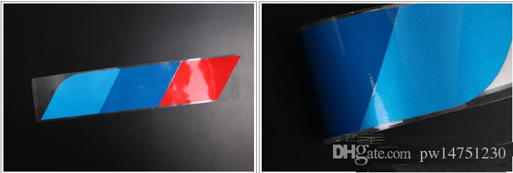 Applicable to the BMW car posted 3/5 Department of x3 / 5/6 trunk side skirt modified three-color masking stickers pull flowers