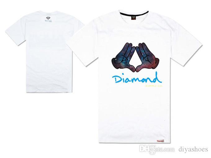 2017 europan e verão americano new arrival diamante popular hip hop tshirt homens e mulheres jovens amor 100% algodão plus size xxxl impressão