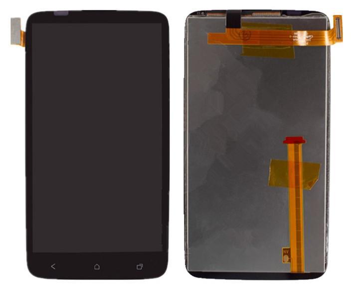 ЖК-Дисплей Сенсорный Экран Digitizer Стекло Замена для HTC G23 S720e One X X325 One XL с Логотипом Бесплатная доставка