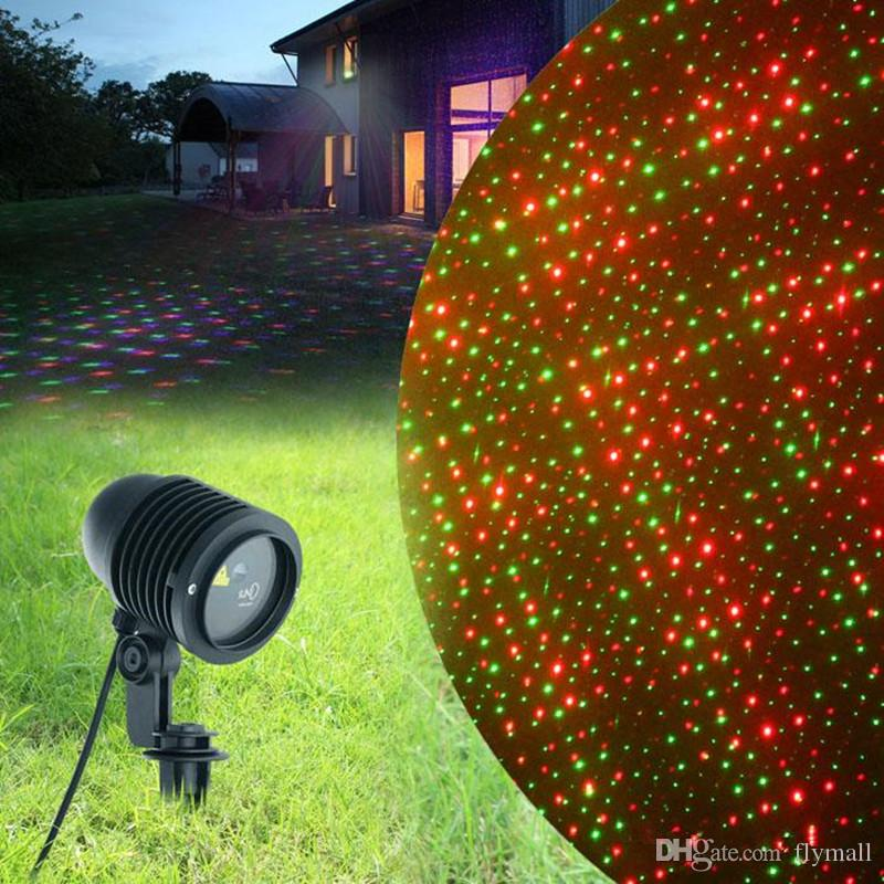 2017 Rgb Outdoor Christmas Laser Light Laser Projector Rgb Firefly ...