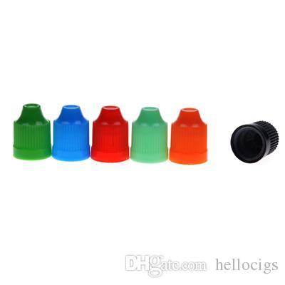 2017 neue 500 stücke 5 ml 10 ml 20 ml 50 ml Leere E Flüssigkeit WACHS öl Kunststoff Tropfflaschen mit Kindersicheren flaschenkappen Nadelspitzen
