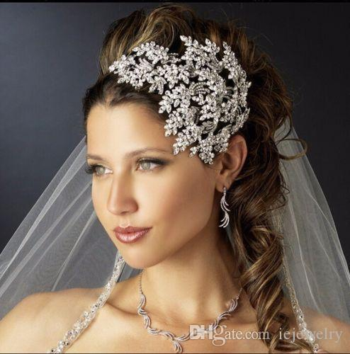 Cheap Bridal Hair Accessories Frontlet Wholesale Cute Handmade Hair  Accessories ad25ec91eb4