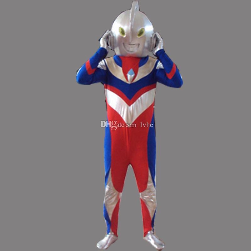 New Ultraman Thyrode Adult Size Mascot Costume Fancy Birthday Party