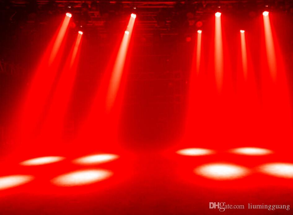 LED beam moving head light 12x12w rgbw 4inwith advanced 9/16 dmx channels for dj disco parties show lights