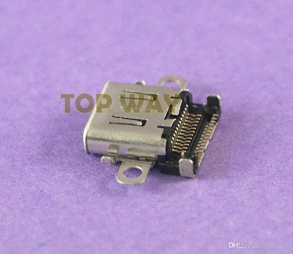 Для коммутатора NS консоли порт зарядки разъем питания Тип-C зарядное гнездо новый оригинальный