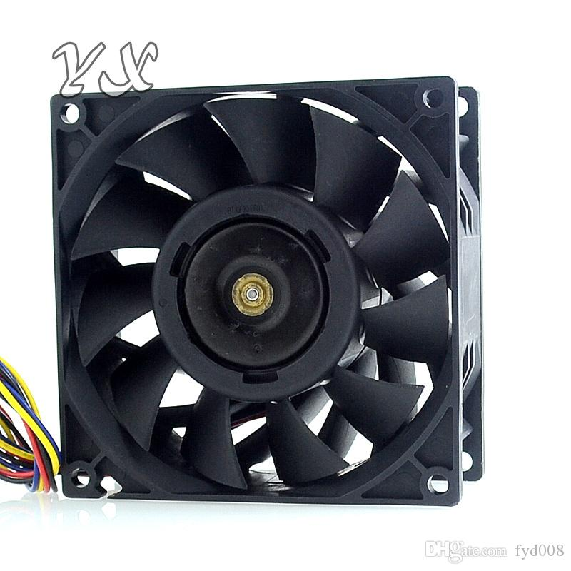 high quality New PFC0912DE 9038 12V 4.32A 9CM modified waterproof fan for Delta 90*90*38mm