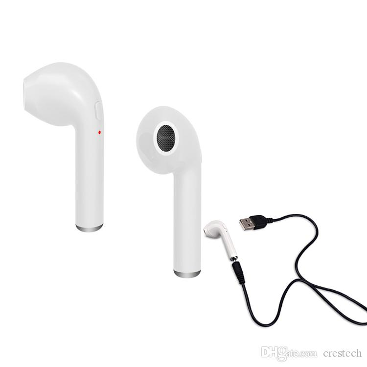 cf7c8e51d2f Hbq I7 Bluetooth Earphone Earphone Music Headphones Super Long Standby Bluetooth  Headset Ip5/6/7 For Android Phone Earphones Wired Cell Phone Headset From  ...