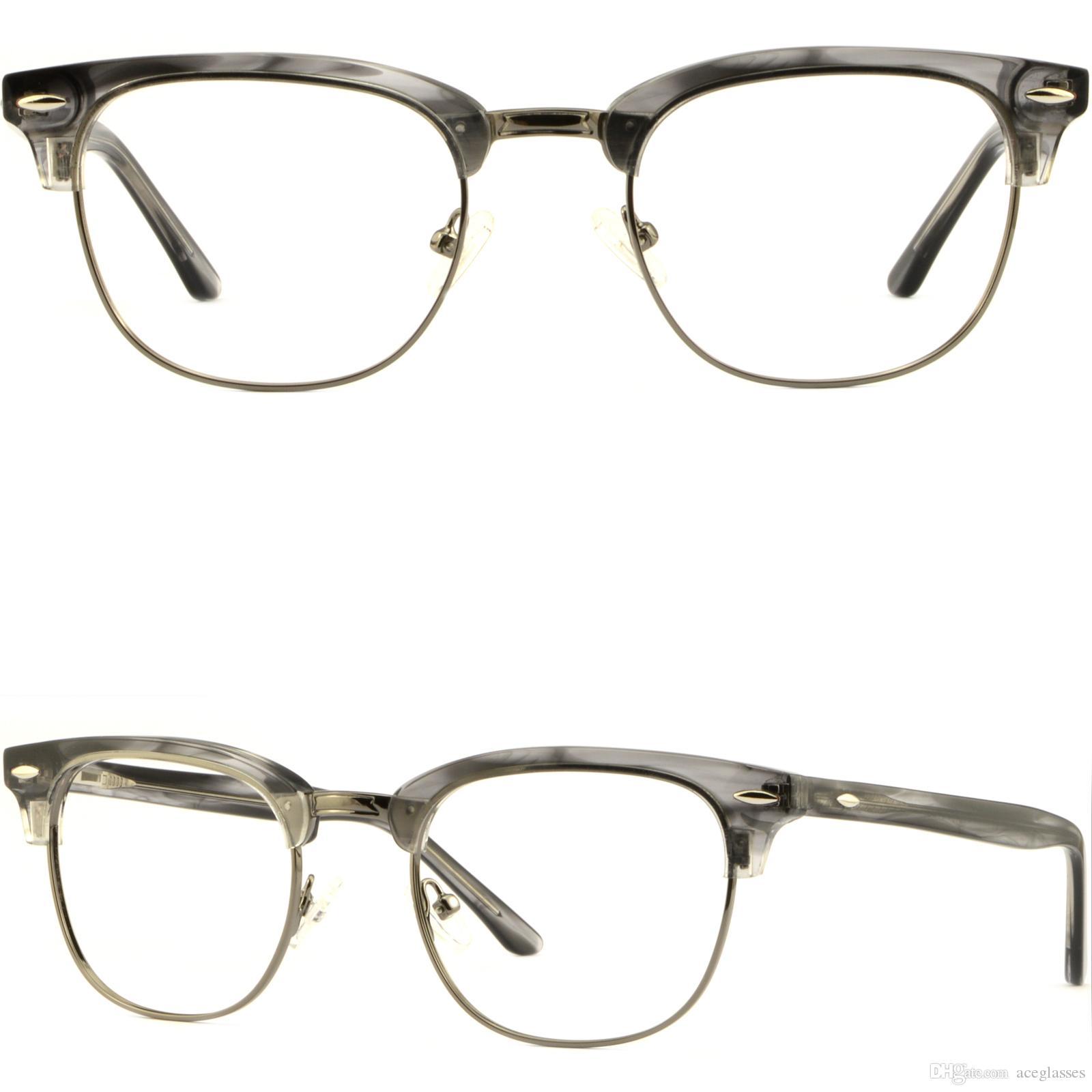 see larger image - Wide Eyeglass Frames