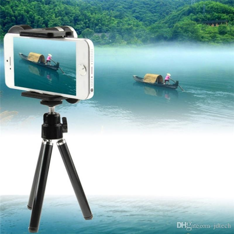 Fixed 8X Universal Mobile Phone Lens+Mini Tripod Camera Telescope Lenses Smartphone Telephoto Lens for iPhone 4 4S 5 5C 5S 6 Plus Samsung