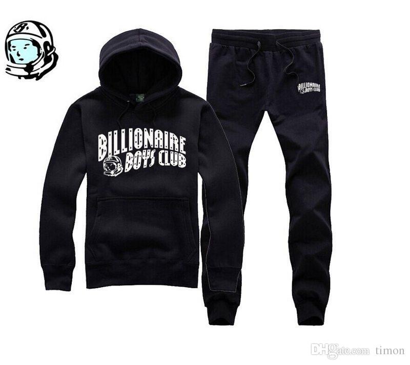 Nouveaux vêtements de sport pour hommes, Sweat-shirt décontracté pour hommes, Costume de sport pour hommes de marque hiphop, Survêtement d'extérieur à capuche pour hommes!