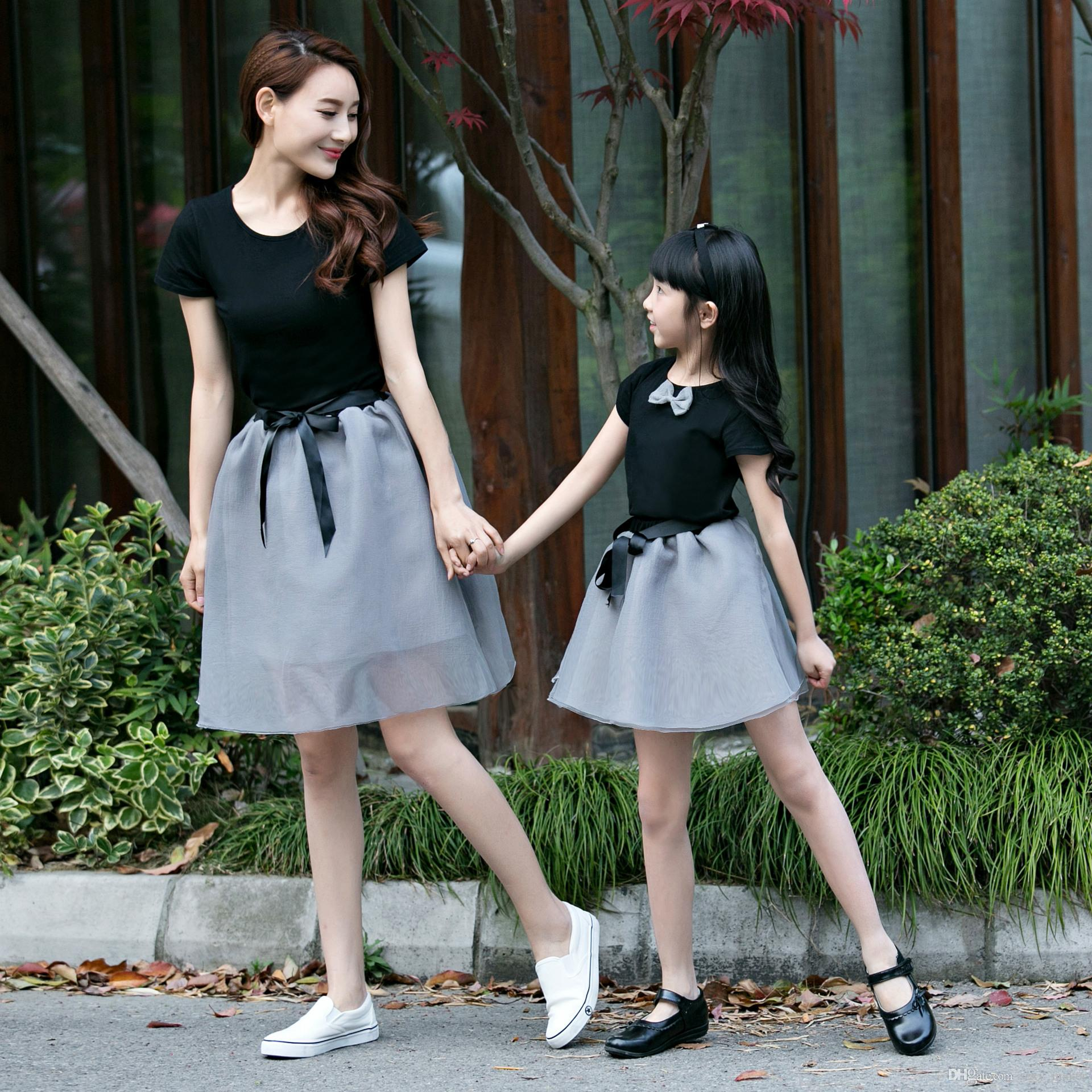 Mom And Daughter Matching Clothes Store