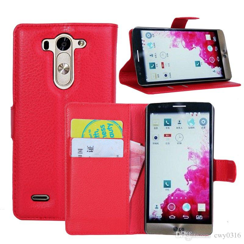 the latest 21b49 b4d29 Luxury Retro PU Leather Flip Cover Case For LG G3 S Beat G3S G3mini D722  D725 D728 D724 Wallet Card Holder Book Shell Cases
