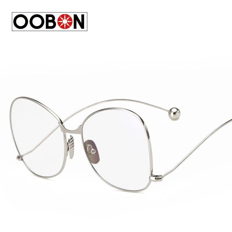 e7ec1097b93 2019 Wholesale 2017 Fashion Eyeglass Frames Retro Men Women Clear Designer  Eyewear Frame Optical Eye Glasses Frame Armacao Para Oculos De Grau From  Jutie
