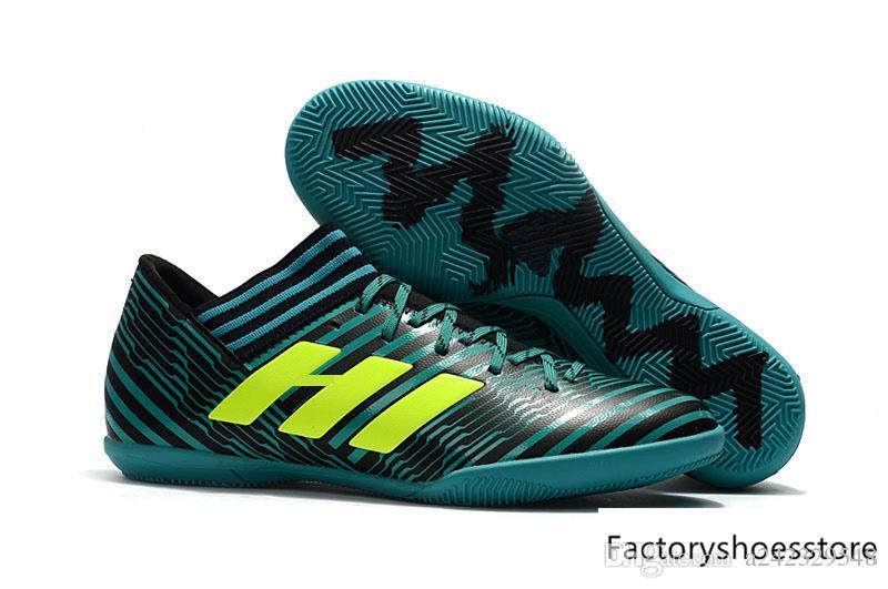 2018 Football Nemeziz Futsal Chaussures Crampons Acheter Hommes 4A5jLR