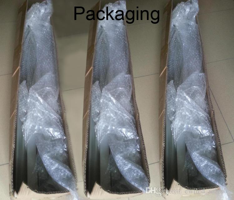 10 X 2M setsSuper slim Anodized U type aluminium profile for led strips smd5630 flooring or wall lighting