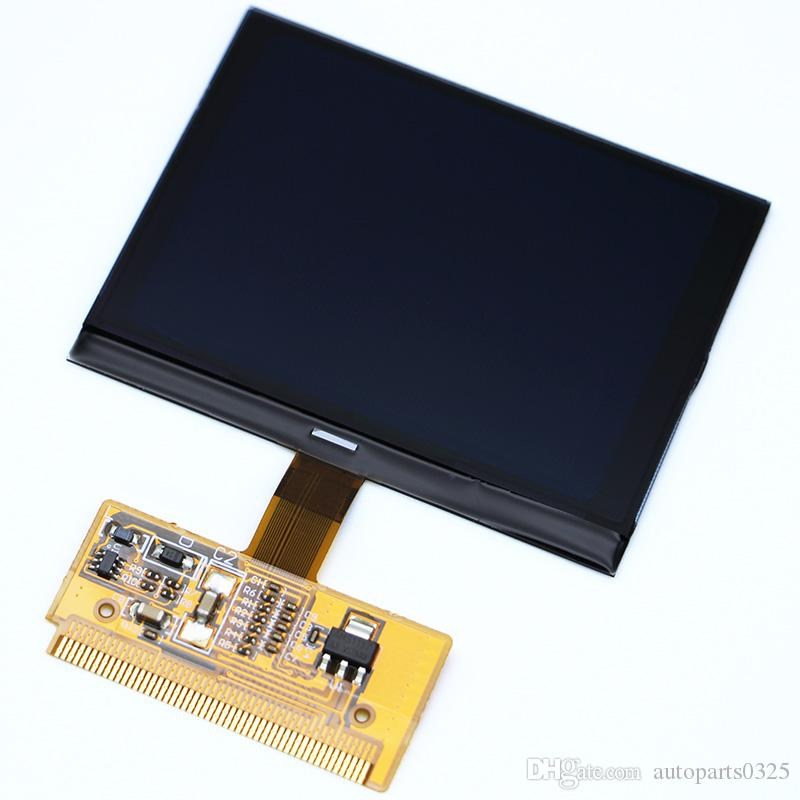 FOR AUDI A3 A4 A6 VDO LCD Volkswagen Display For audi a4 a6 lcd display with LOW PRICE