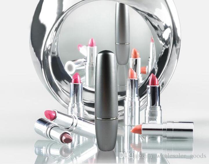 Lipstick New Discreet Mini Bullet Vibratore Vibrante Rossetti Sex Toys i Lip Gloss Lip Lip Lip