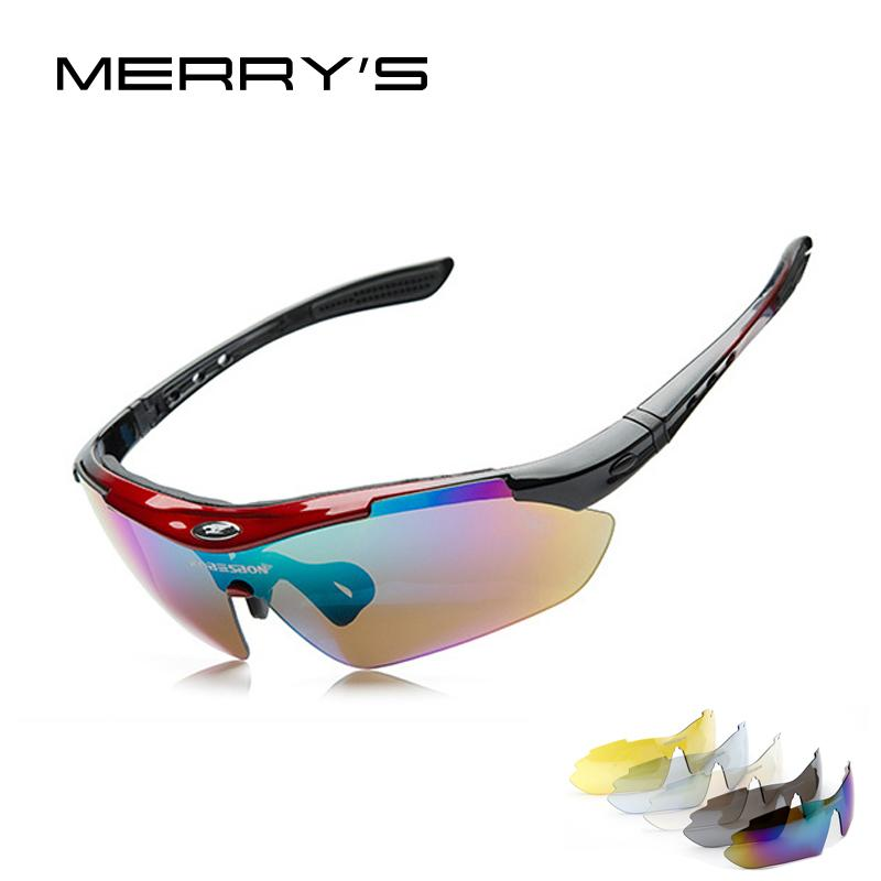 17c66a6f22d8 MERRY S Men Sun Glasses Mountain Protection Goggles Eyewear 5 Lens Q0413  Designer Glasses Sunglasses Uk From Yizhan03