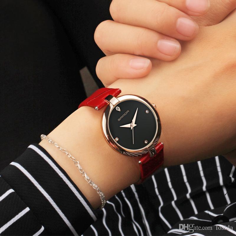 Sanda Uhr Männer Luxus Marke Männer Wasserdichte Quarzuhr Fashion Outdoor Sport Uhr Militär Uhr Relogio Masculino Hell In Farbe Uhren