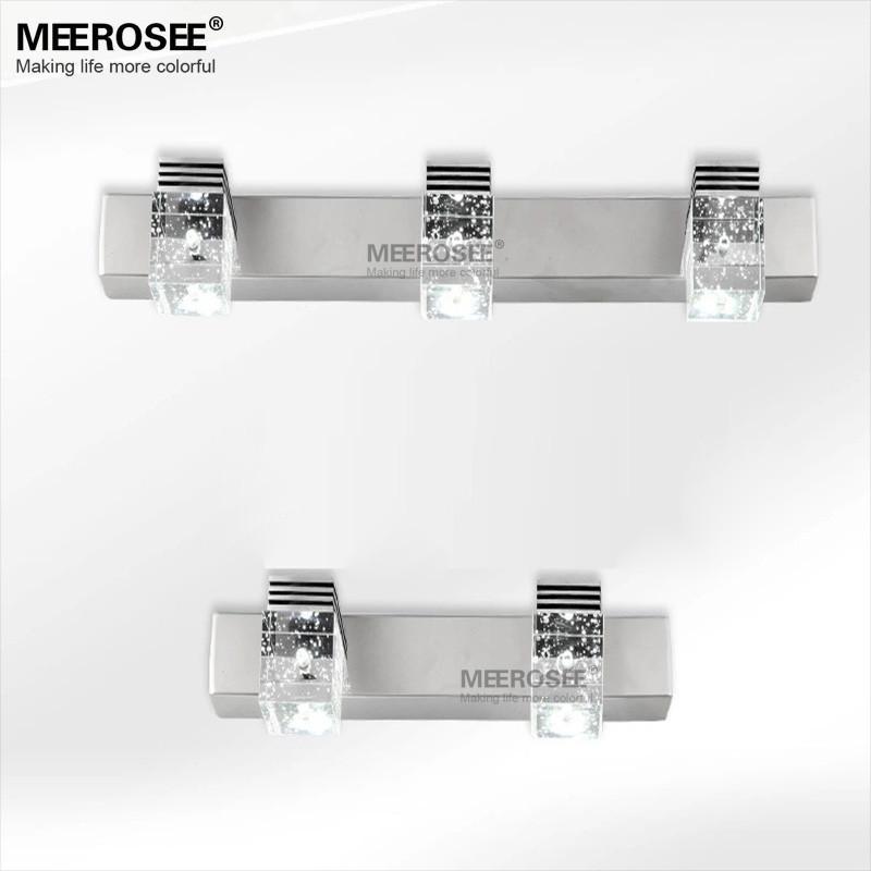 Bathroom Sconces On Sale hot sale 3 watt led crystal mirror wall sconces modern led mirror